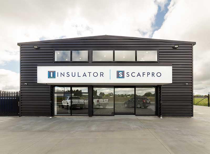 Scafpro Hamilton Airport